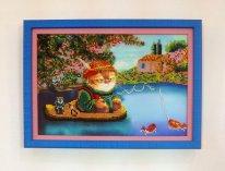 Котик-рыбачок