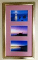 Триптих. Море. Закат