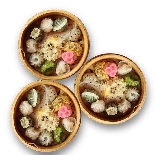 30/pc Vegetarian Dim Sum Platter