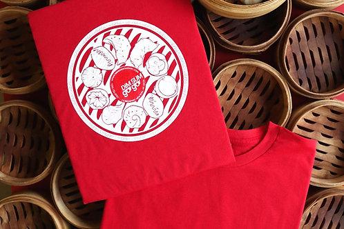 "Dim Sum Go Go ""Veggie Lovers"" T-shirt"