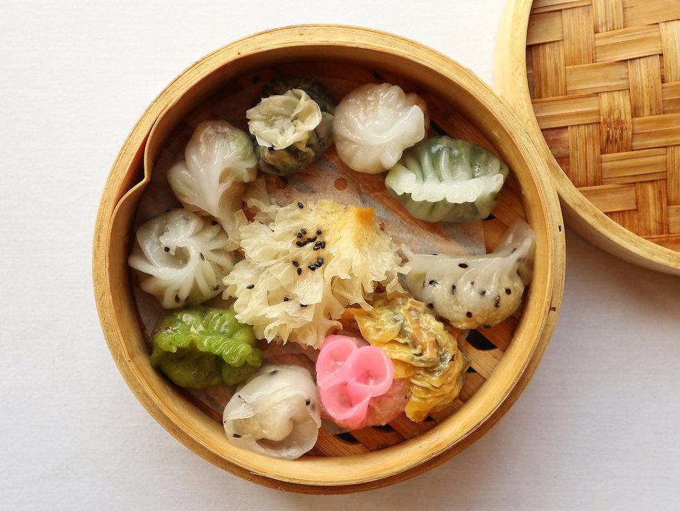 Vegetarian Dim Sum Platter.JPG