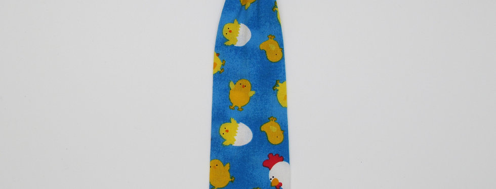 Chickens Dog Neck Tie