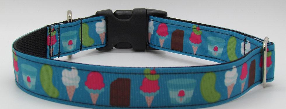 Ice Cream Dog Collar