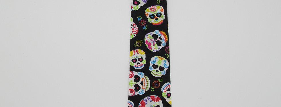 Skulls Neck Tie (Various Patterns)