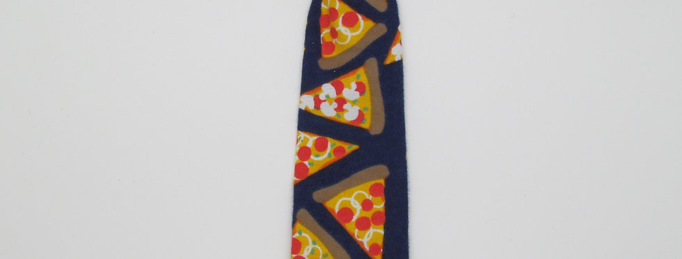Pizza Dog Neck Tie