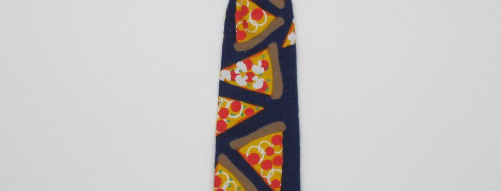 Pizza Dog Neck Tie