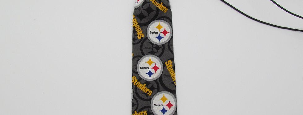 Pittsburg Steelers Inspired Neck Tie