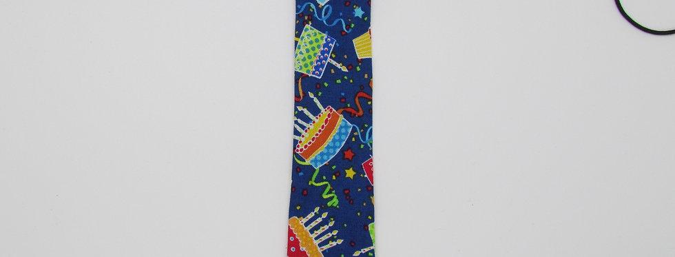 Birthday Celebration Dog Neck Tie