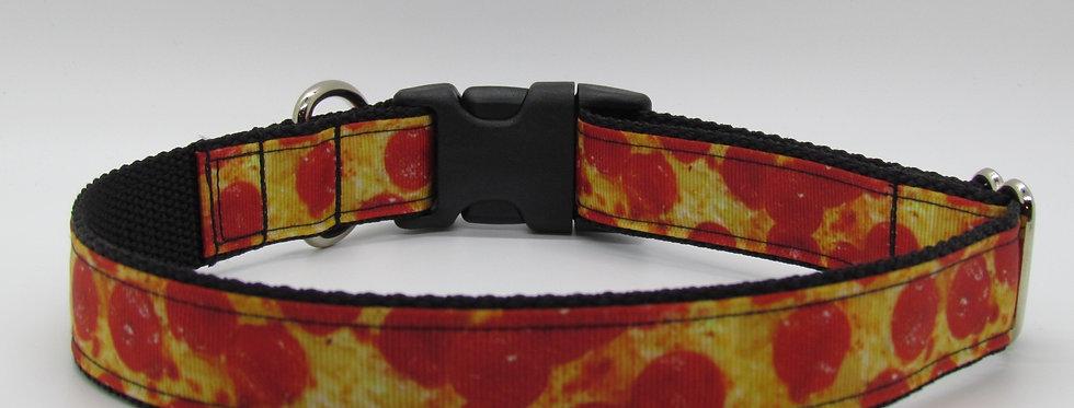 Pizza Dog Collar