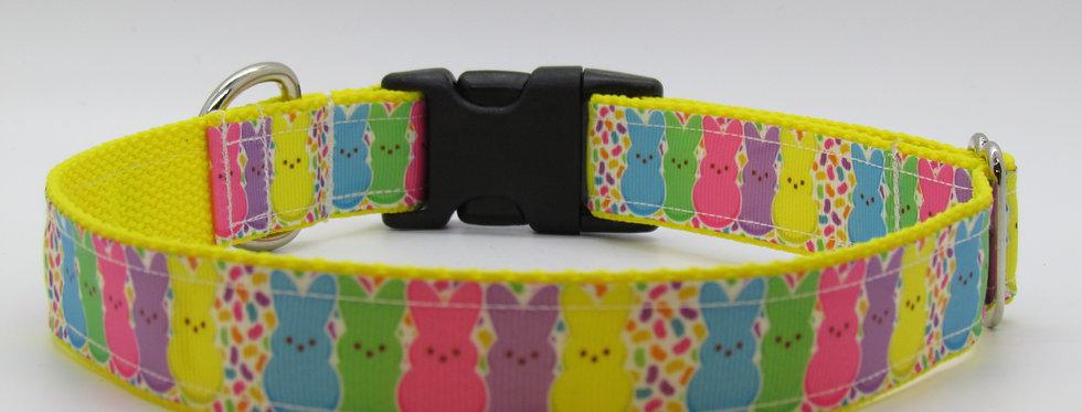 Easter Peeps Dog Collar