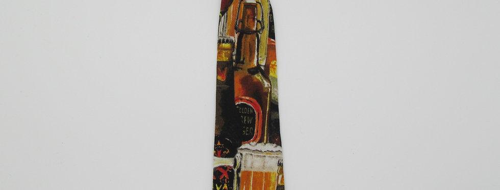 Beer Dog Neck Tie