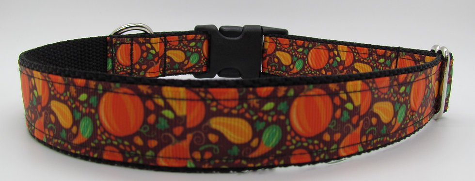 Fall/Autumn Dog Collar