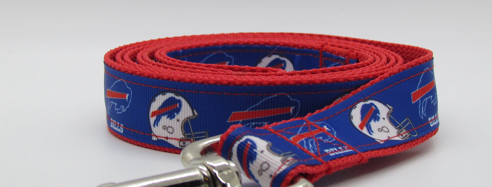 Buffalo Bills (Blue) Inspired Dog Leash