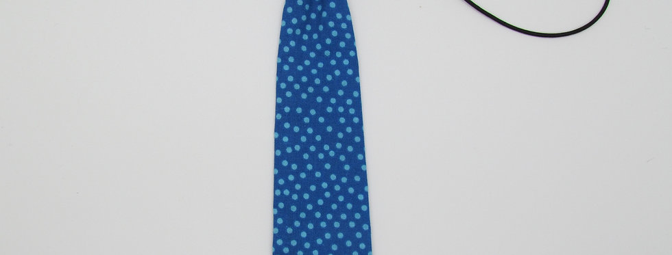 Polka Dot Neck Tie (Various Patterns)