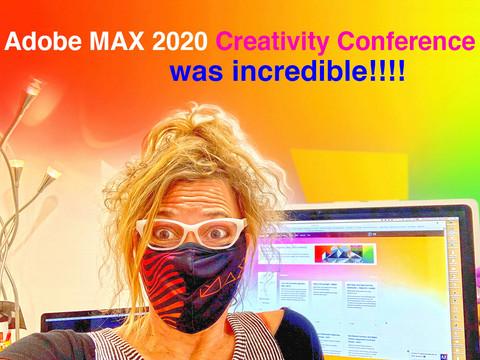 Adobe MAX 2020 Virtual Conference