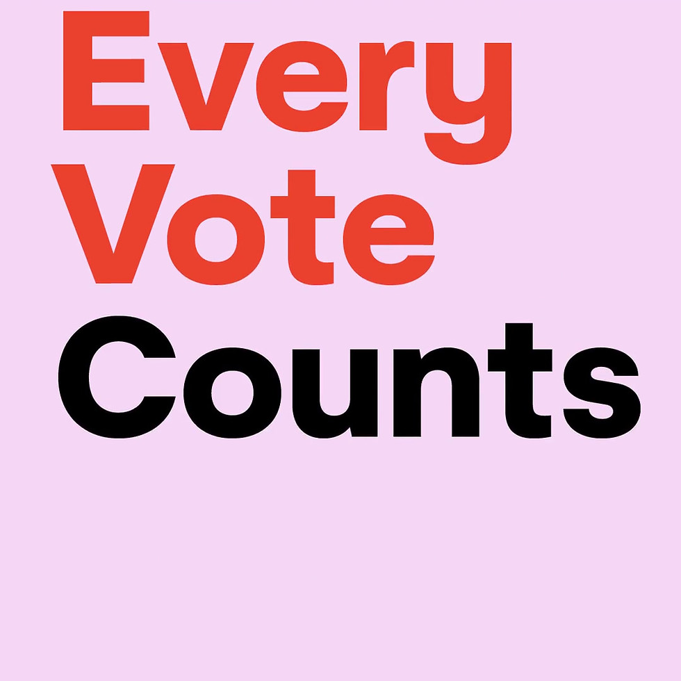 Count Every Vote