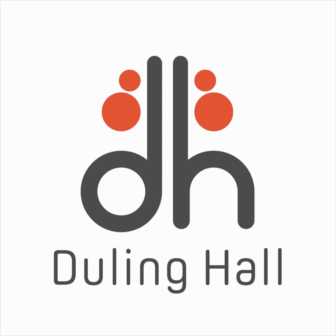 Duling Hall logo animation