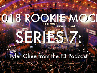 2018 Rookie Mock Draft Series 7: Tyler Ghee from the F3 Podcast