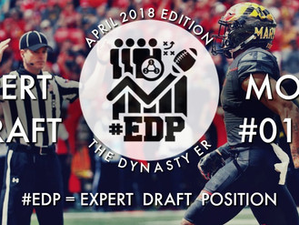 EDP: April Expert Mock Draft #01