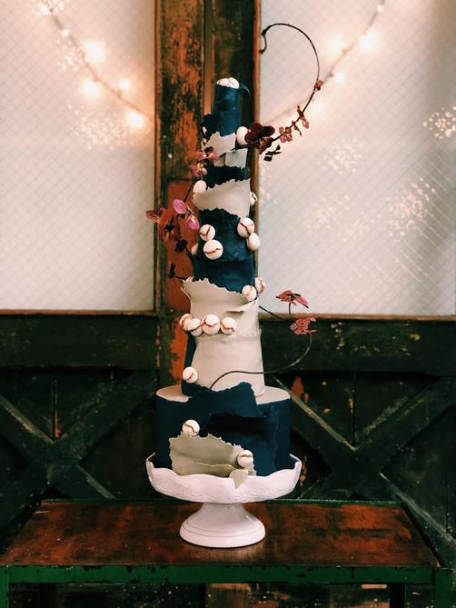 fantasy wedding cake Los Angeles
