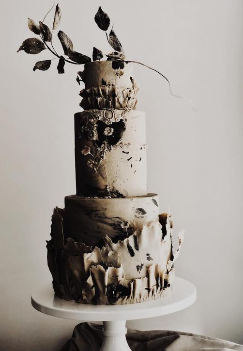 Elegant Wedding cake LA
