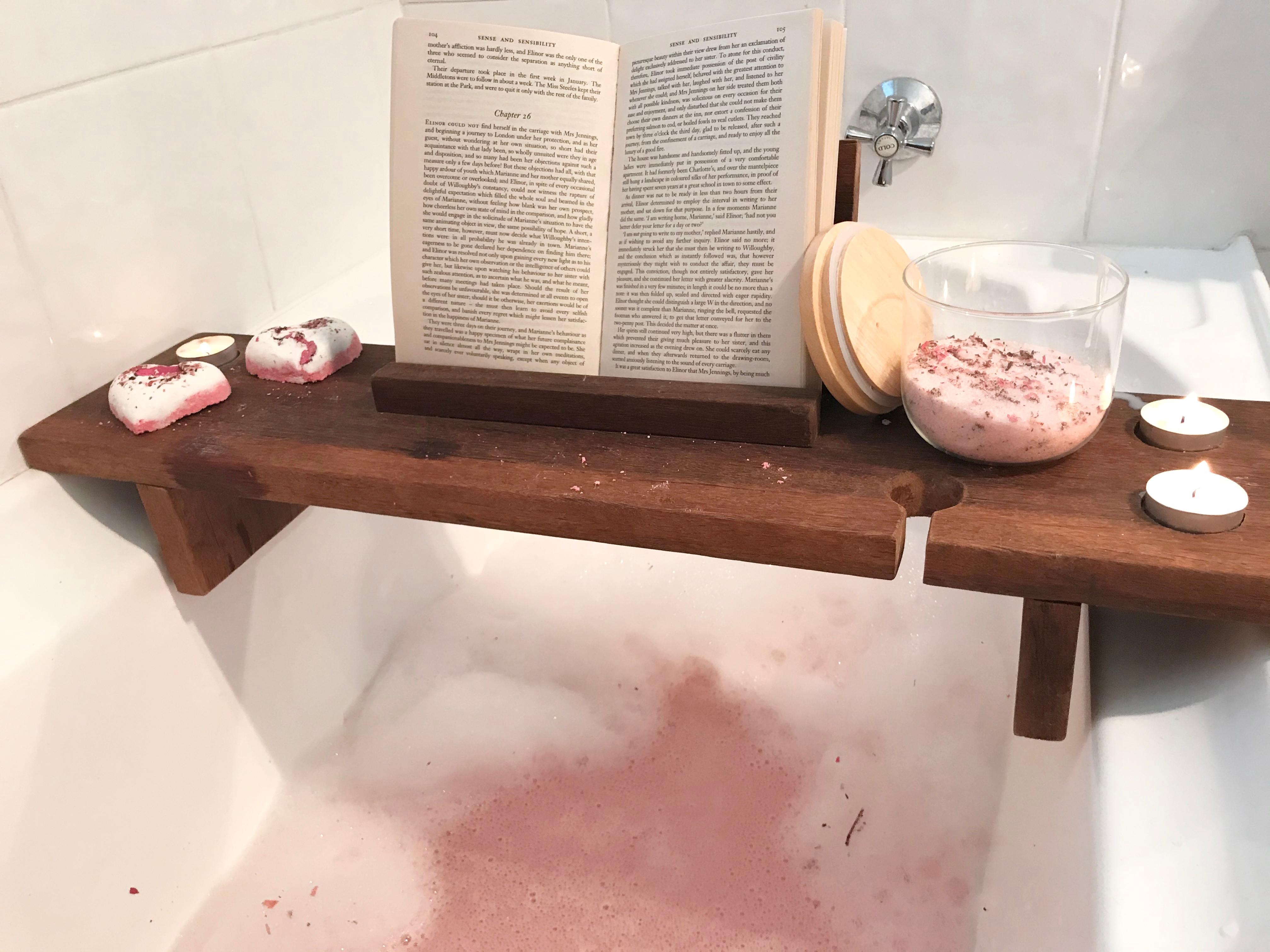 Galentine's Day Bath Bomb & Salts
