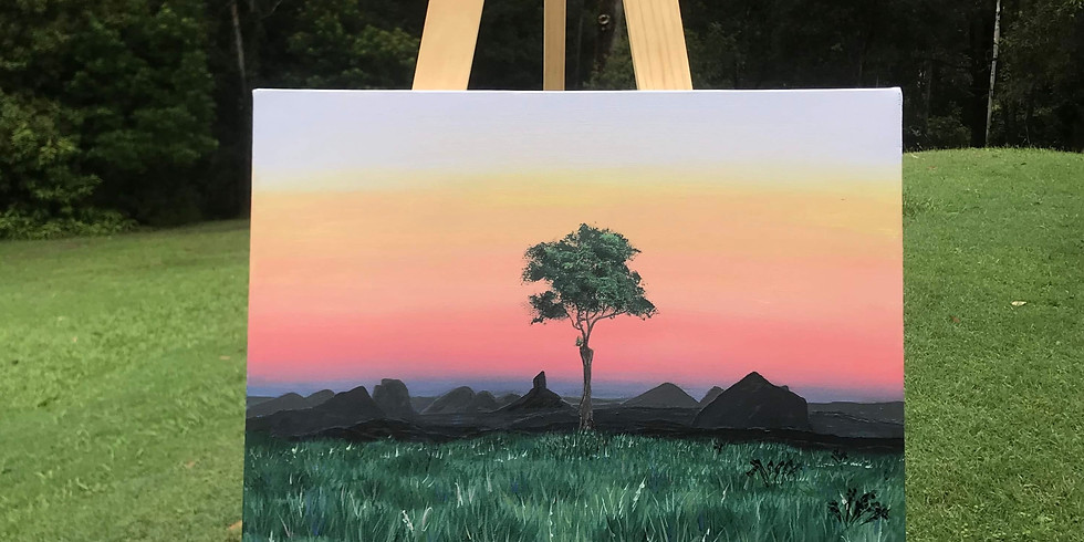 One Tree Hill Painting Workshop