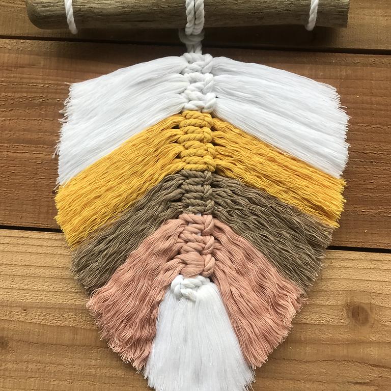 Macrame Feather Workshop