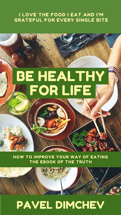 Be Healthy For Life