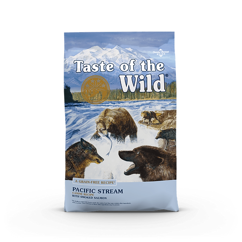 Taste Of Wild Pacific Stream Canine