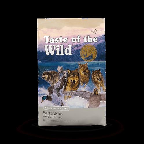 Taste of Wild Wetlands Canine