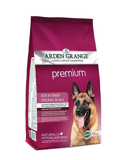 Arden Grange Premium - rich in fresh chicken & rice