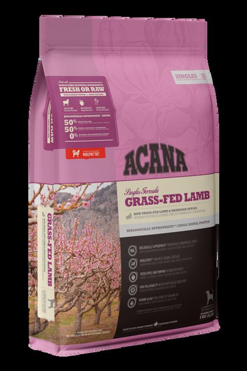 Acana Grass Fed Lamb