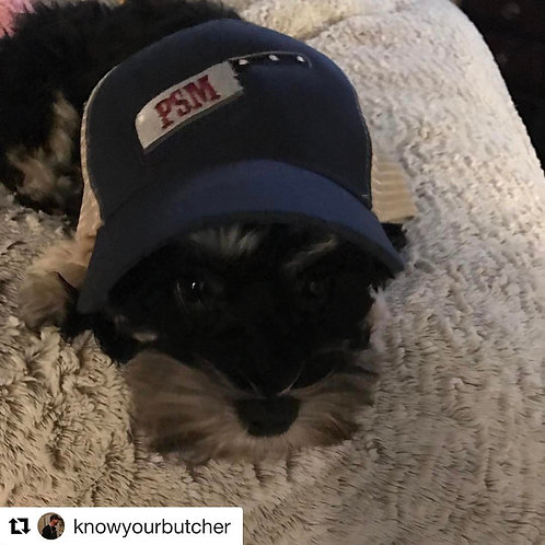 Pine Street Market Butcher Hat