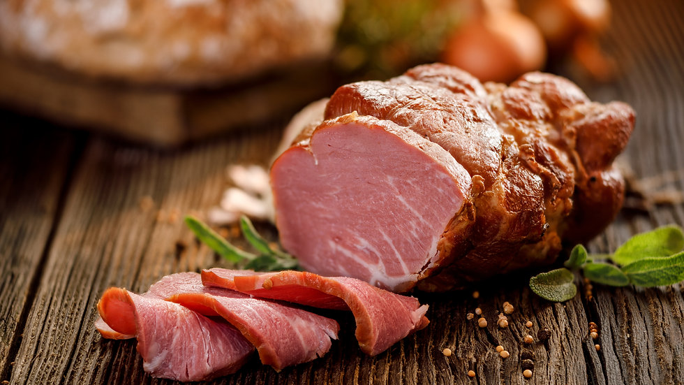 Sliced Sweetheart Ham
