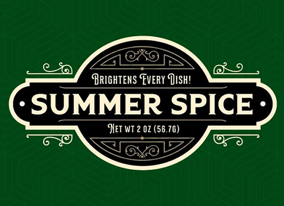 PSM Summer Spice
