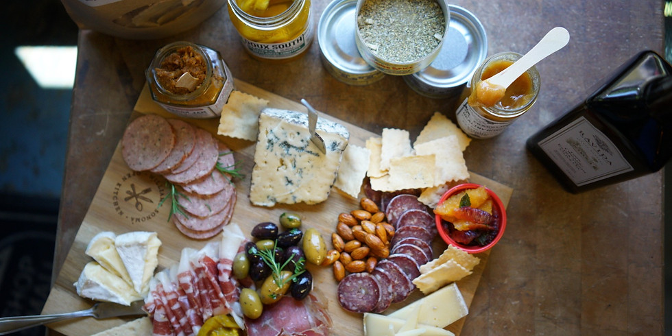 Meat + Cheese + Wine