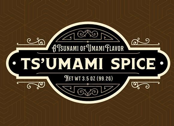 PSM Ts'UMAMI Spice