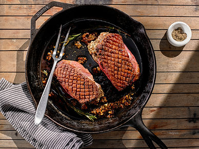 Holiday Rib Roast Beef for a Cozy Family