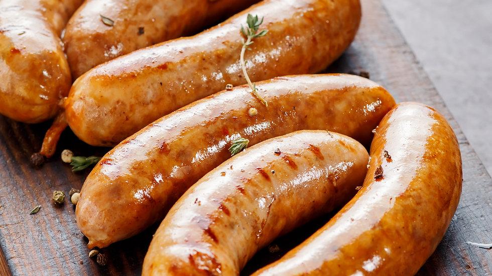 Whole Hog Sausage