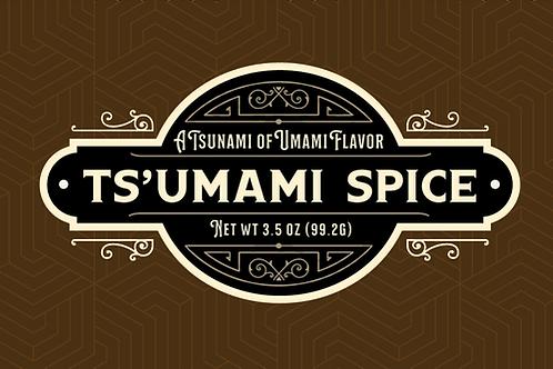 Ts'UMAMI Spice Rub