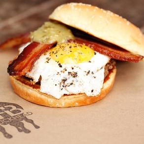 Food & Wine Magazine, Best Bacon Burgers in the US - Farm Burger (with our bacon)!