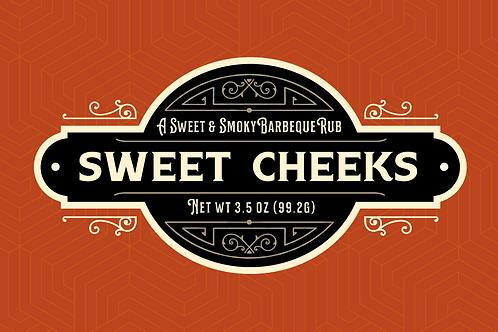 Sweet Cheeks BBQ Rub