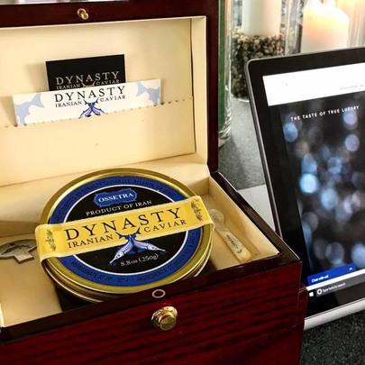 Synasty Caviar