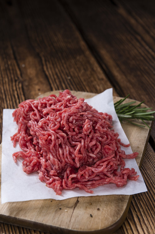 Beef Bacon Burger