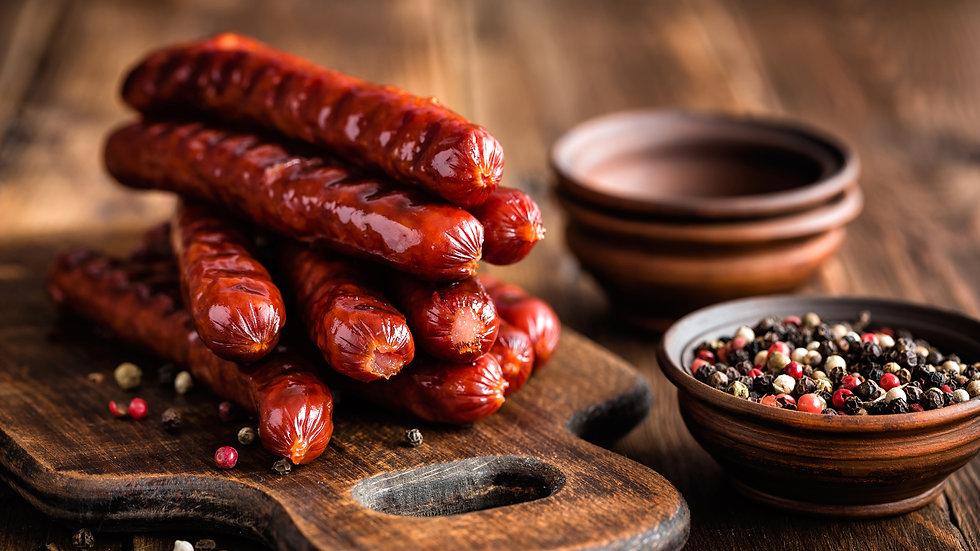 Smoked Kielbasa Sausage