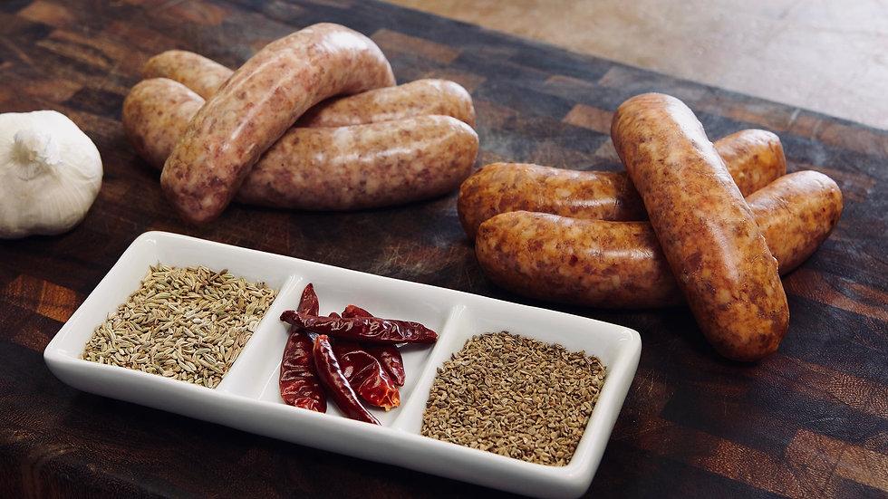 Italian Sausage, Links