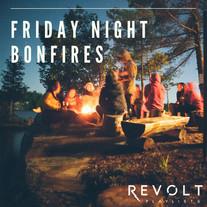 Friday Night Bonfires