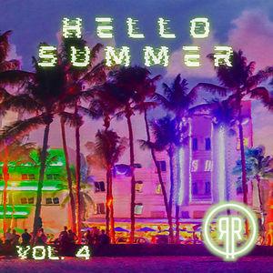 Ryan Robinette Hello Summer Vol. 4 Album - presave - preorder - jake owen - summer country songs - country beach songs - beachin - dive bar - pontoon