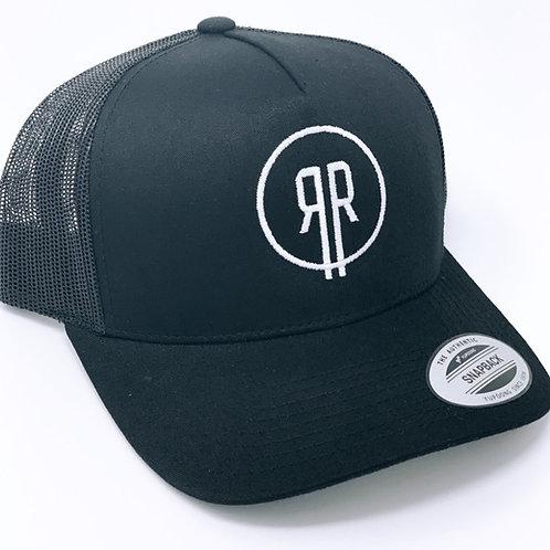 RR Logo Curved Bill Snapback